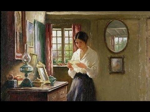 Sir Edward Elgar : Sospiri. William Kay Blacklock : Paintings.