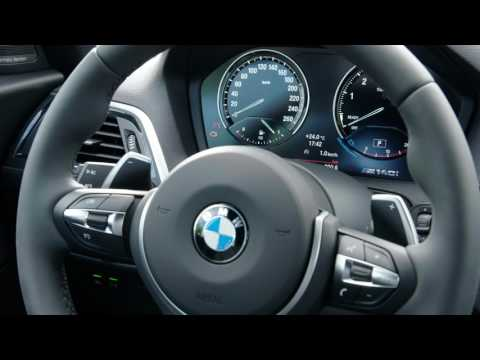 New 2017 BMW 1 Series  - Interior Design