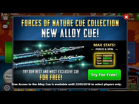 Allow cue free ,8 ball pool any account ... By Lx Usama Rajpoot