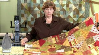 Quilting Quickly: Patterns, Tips & Techniques with Jenny Doan on Craftsy.com