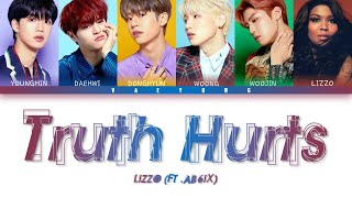 Lizzo – Truth Hurts (Feat. AB6IX) (Color Coded Han/Rom/Eng) Lyrics
