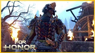 DRAGON OROCHI DEFLECT MONTAGE (2018) [FOR HONOR]