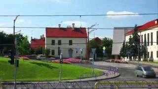 GrodnoBelarus (Гродно  Беларусь) Motion Timelapse 2011.mp4