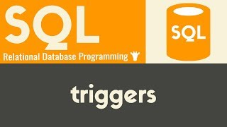 triggers  SQL  Tutorial 20