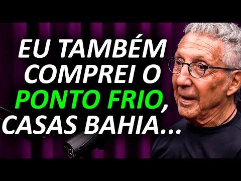 ABILIO DINIZ, O DONO DO CARREFOUR