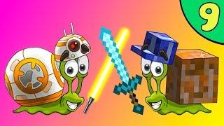 Несносный УЛИТКА БОБ 3. Серия 9. Мультфильм Snail Bob 3 от Игрули TV