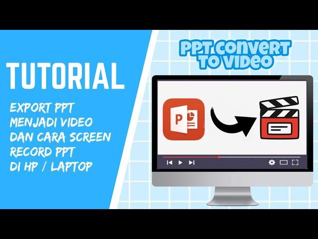 Cara Mengubah Slide Powerpoint Menjadi Video Youtube
