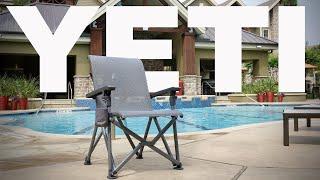 Yeti Trailhead Camp Chair Review