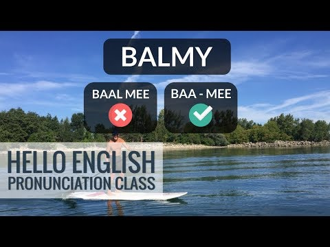 How To Pronounce Shower? How To Say Breezy? Hello English Pronunciation Class 25