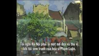 Cảm Xúc Hà Nội Qua Từng Nét Vẽ [Du Lịch Văn Hóa Việt Nam]