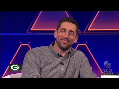 Aaron Rodgers defeats Erin Andrews on ABC