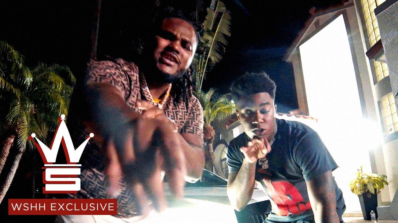 Fredo Bang Feat. Tee Grizzley - Mansion Party