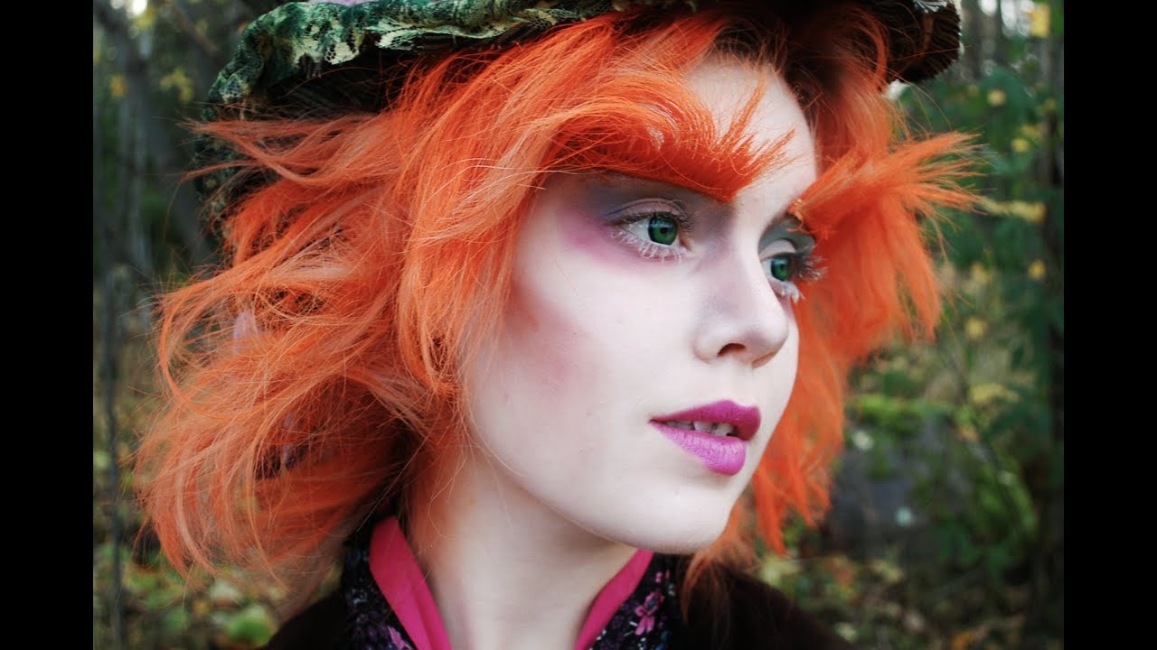 Becoming The Mad Hatter - YouTube