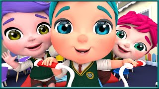 Move and Exercise Song   Good Habits    Viola Kids Tv  Songs & Nursery Rhymes