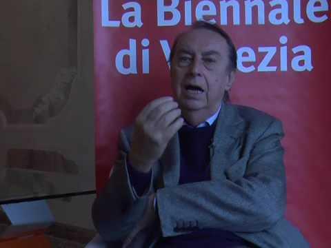 Biennale Teatro - Maurizio Scaparro