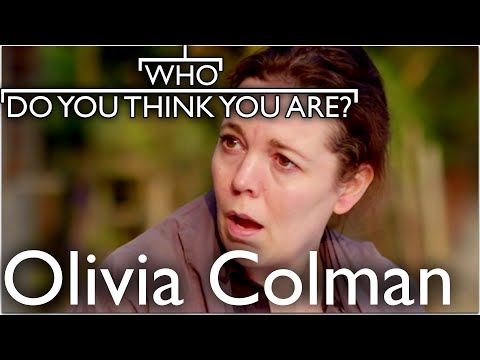 Oliva Colman Traces Her Indian Heritage  Who Do You Think You Are