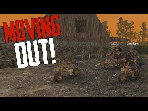 Moving Out - New Base Location! - 7 Days to Die [Season 2 - #25]