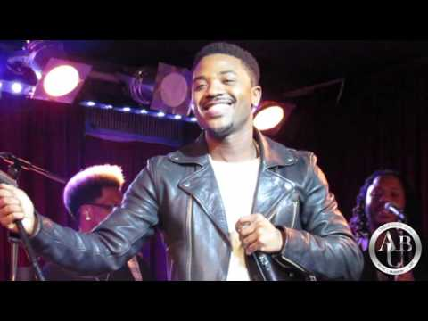 Ray J Performs