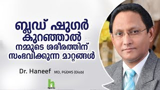 How to Avoid Blood Sugar Spikes Malayalam health tips by Dr. Haneef...