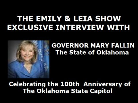 Exclusive Interview with Governor Mary Fallin