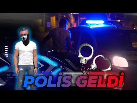 FORD CUSTOM KAMERA ARKASI - POLİS GELDİ