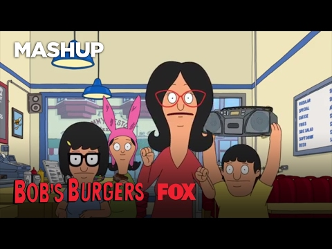 The Belcher Family Sing And Dance Together | Season 7 | BOB'S BURGERS