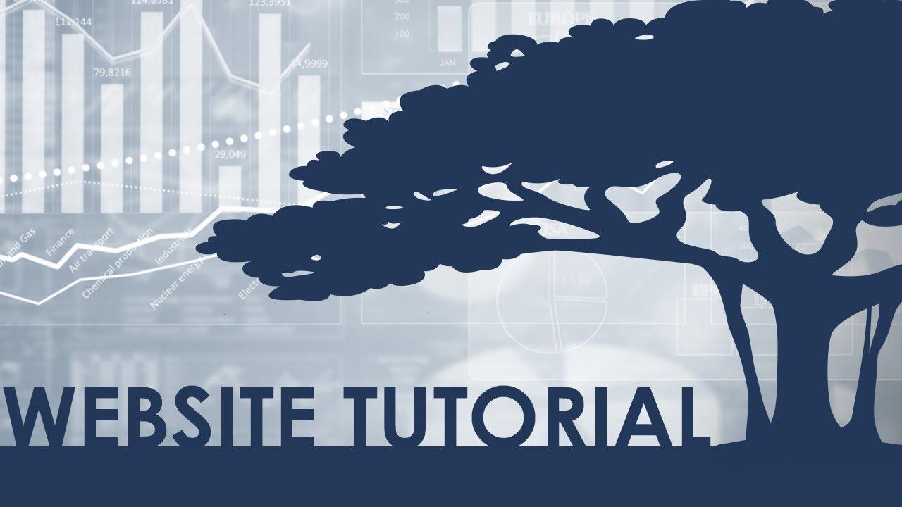 BanyanHill.com Website Tutorial