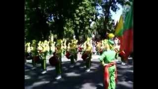 drum band mtsn 1 empang ntb