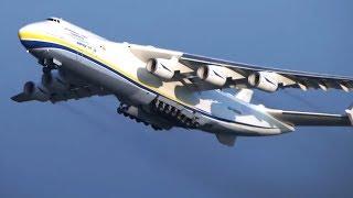 10 Aviões Mais Longos do Mundo