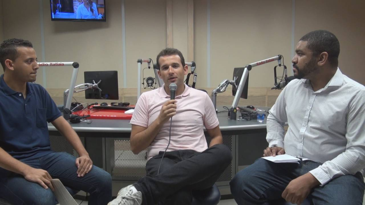 Entrevista Com Samuel Venancio Youtube