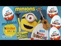 MINIONS Kinder Egg Surprise Box Special Edition – 3S