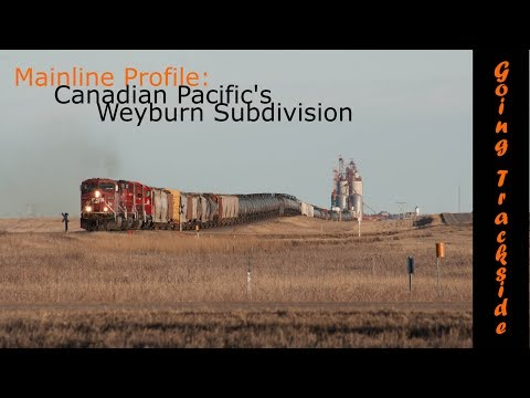 Mainline Profile: Canadian Pacific's Weyburn Subdivision