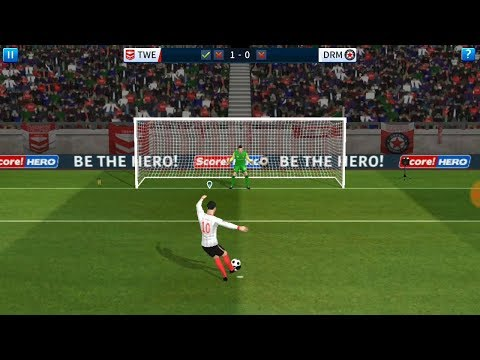 DREAM LEAGUE SOCCER GAMEPLAY FULL MATCH - 동영상