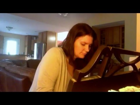Hillary Scott- Thy Will- cover by Julie Harris
