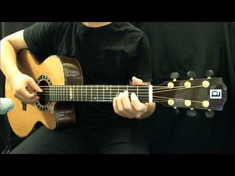 Ayers Guitar - Vintage series MICCR