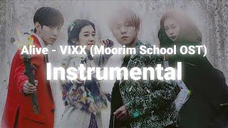 VIXX (빅스) - Alive (Moorim School OST) (Instrumental)