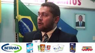 Samuel Isidoro fala do reajuste dos agentes de Endemias e agentes de Saúde