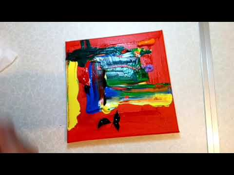 Rhapsody / Art Demo/Tutorials/Abstracts/simple painting technique