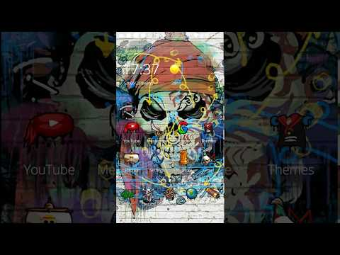 theme for wall art pirate skull