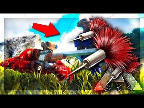 ARK: Survival Evolved Server - TRANQUILIZER GUN! #39