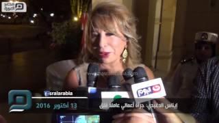 مصر العربية   إيناس الدغيدي: جرأة أعمالي عاملة قلق