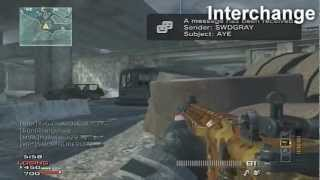 How to spawn trap Free For All Mw3 (gameplay/commentary)