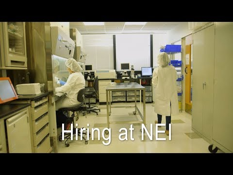 Hiring at NEI and the role of NIH HCC