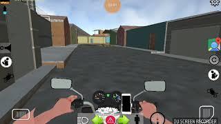 ( moto vlog) fui buscar as peças da minha moto na favela