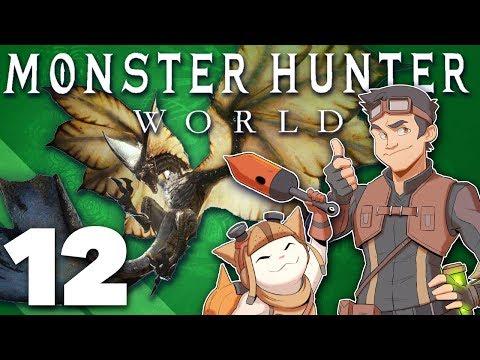 Monster Hunter World - #12 - Legiana - PlayFrame thumbnail