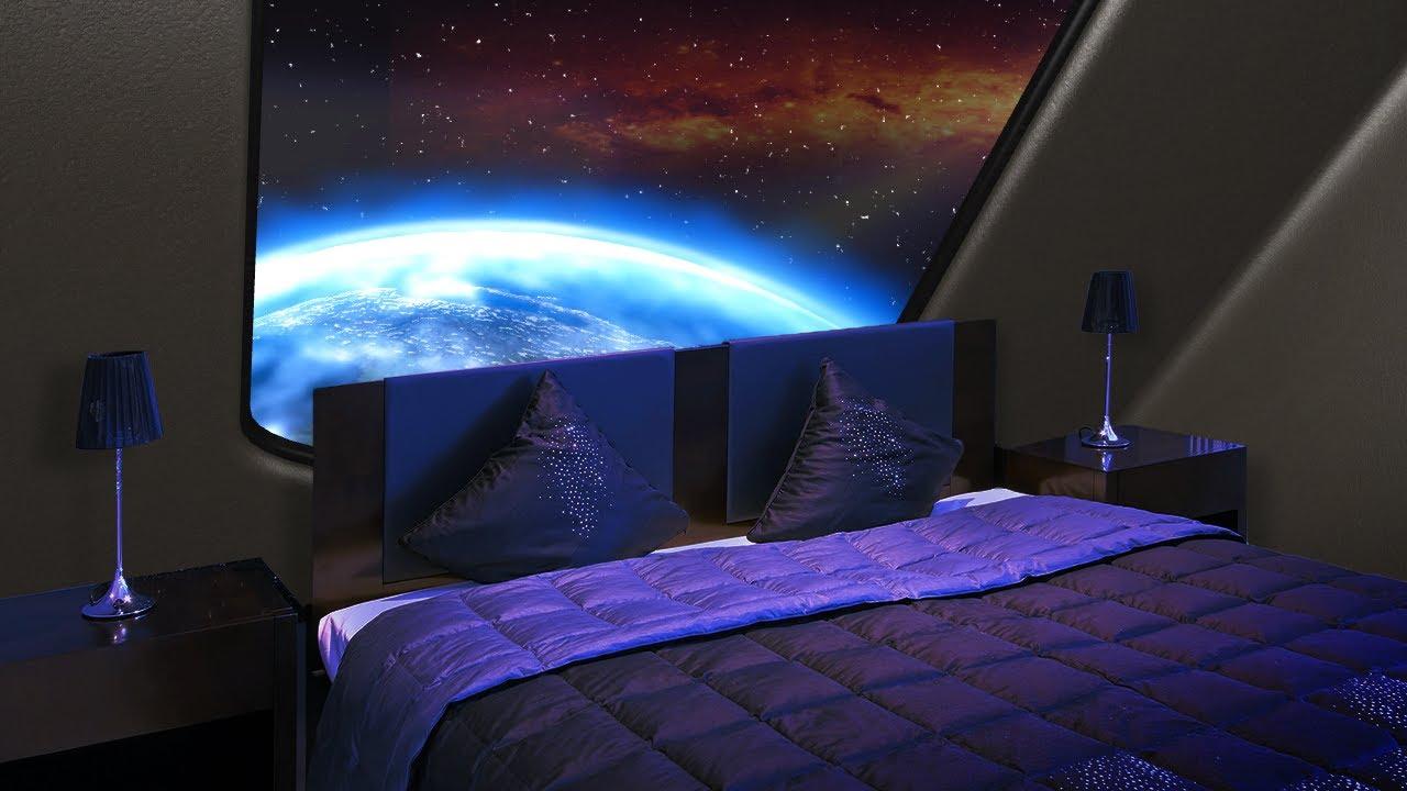 Starship Sleeping Quarters Sleep Sounds White Noise With