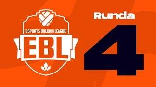 EBL LoL 2019 Runda 4 - ASUS vs Crvena Zvezda w/ Sa1na, Gliša, Mićko i Đorđe Đurđev