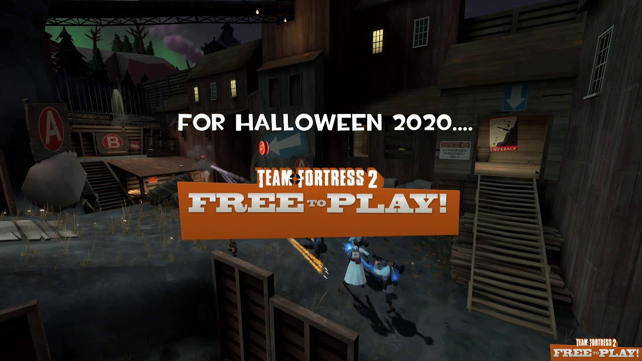 Team Fortess 2 Halloween 2020 EREBUS (TF2 HALLOWEEN MAP 2020)   YouTube