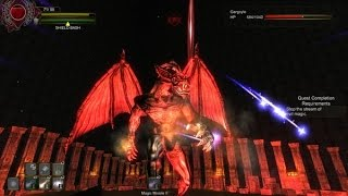 Dungeons and Darkness Gameplay [PC]