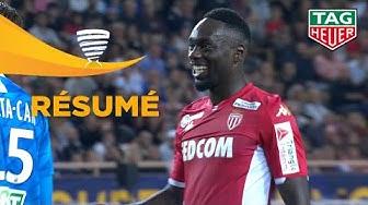 AS Monaco - Olympique de Marseille ( 2-1 ) (1/16 de finale) - Résumé - (ASM - OM) / 2019-20